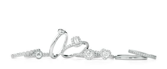 自分たちらしい婚約指輪を選ぶ
