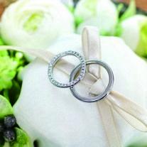 マリッジリングとは?結婚指輪の意味、婚約指輪との違いを知っておく