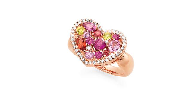 ブライダルリングの宝石