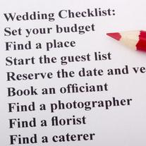 結婚準備って何するの?後になって慌てない、やることリスト