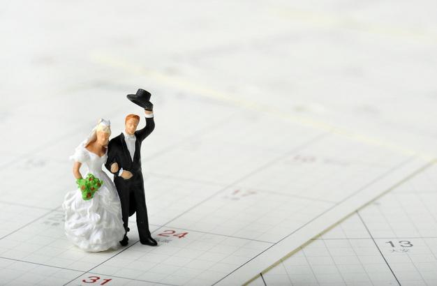 婚約期間の平均は?
