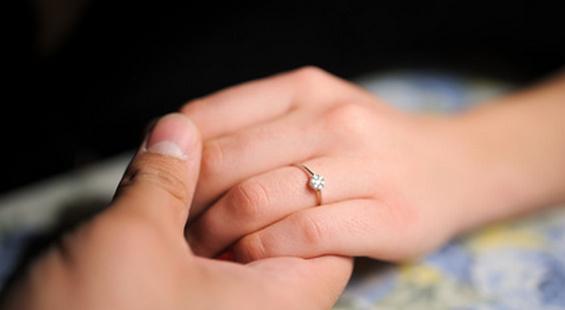 愛さえあれば指輪はいらない?