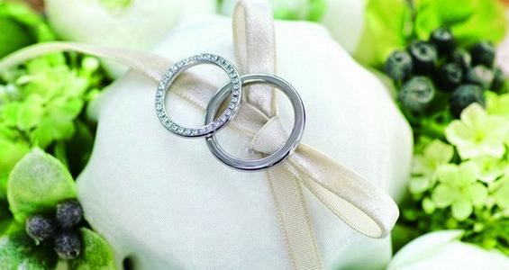 結婚指輪もデザインが大事