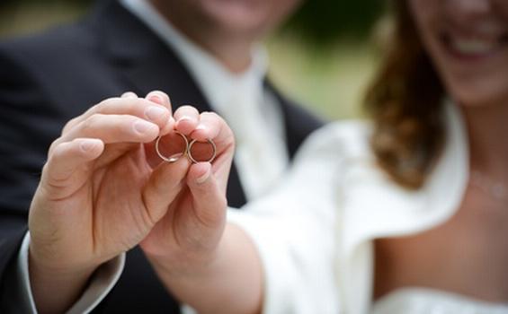 二人の指輪であることを忘れずに