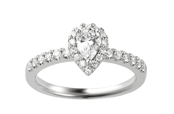 ポンテヴェキオ Ponte Vecchio 婚約指輪 エンゲージリング